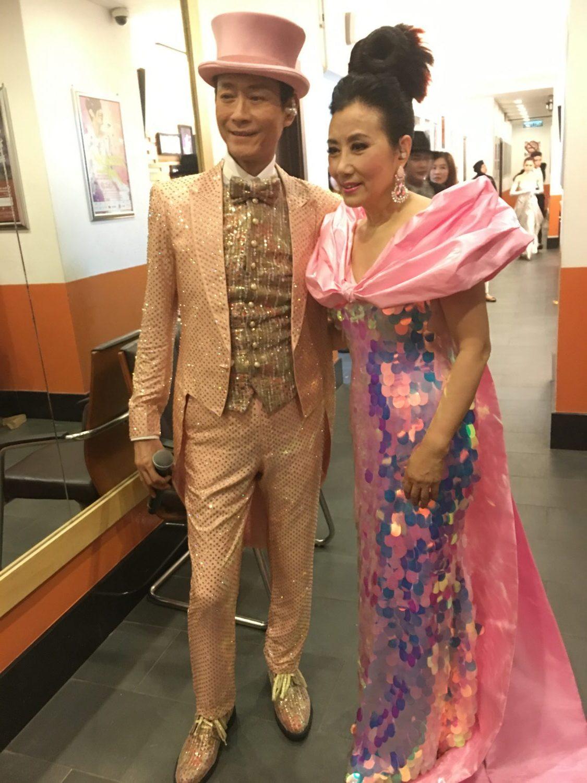 Adam Cheng & Liza Wang Concert in Genting