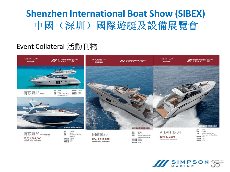 Azimut Yachts Branding Campaign in PRC (10)