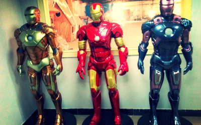 Iron Man exists in our real world?!