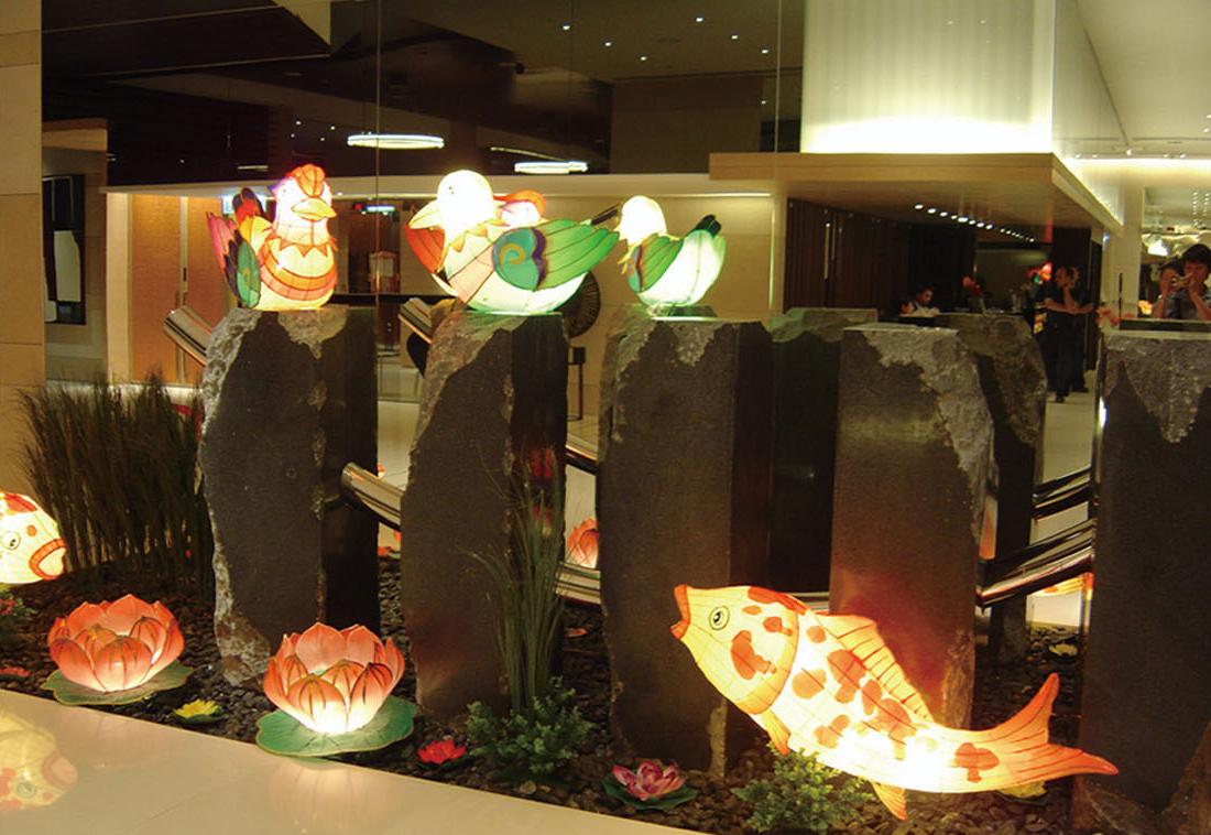 hk festival mid autumn decoration company
