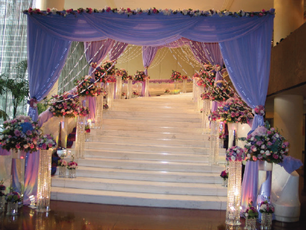 wedding dinner decoration_small